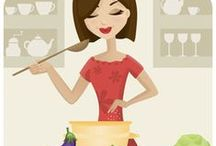 Culinária / Como queria saber fazer tudo isso!