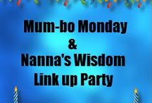 Mum-bo Monday / Links shared at Mum-bo Monday Link Up Party