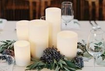 Center Pieces / Center pieces makes every table more beautiful and inviting, here are some beautiful ideas
