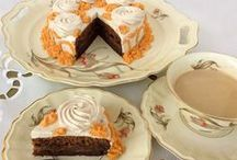 Let them Eat Cake! / Beautiful and good cake recipes
