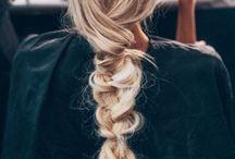 Mermaids   RWDZ / Perfectly messy locks & braids we dream about.