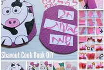 Shavuot Cook Book DIY
