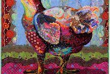 Art - quilts, textile art etc
