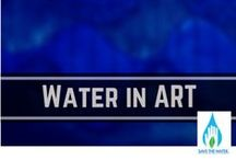 Water in Art / Water as muse.  That which has inspired artists. This is a community board featuring art work portraying an element we are made of - Water. Send a message to social media@savethewater.org with the board name you want to join. Happy Pinning!