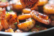 Yummy food - fish and seafood