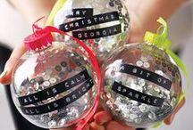 Wat te doen met: Doorzichtige kerstballen