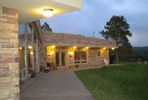 Earth Sheltered Homes / Custom built, earth friendly homes...