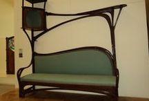 Art Nouveau / Art Deco / Art, Architecture