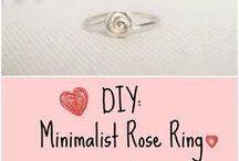 DIY Jewelry and Crafts