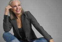 Mode und Fashion 50 plus / Fashion und Mode Inspirationen für die Frau ab 50