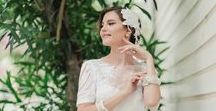 Romantic Karahasans Bridal Wedding Dress / Karahasans Bridal Wedding Dress
