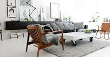 Living areas / Ideas for living spaces