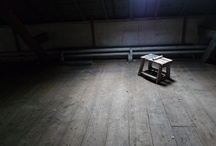 Lotte Teussink: art residencies / Great places where I have been temporarily working as a visual artist. Pinning pictures of the residency itself and of the environment.
