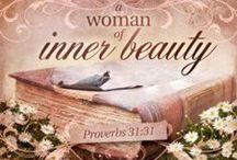 Proverbs 31 Woman  / by Patricia S
