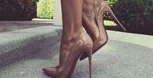 <Heels> / High heels bring you closer to heaven