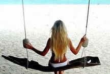 <Beachaholic> / Dear beach, I think of you all the time...