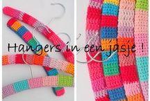 Crochet / tricot / macramé / Jolies choses en crochet