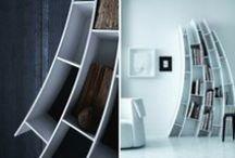 bookshelf / Librerie, design, moderne,