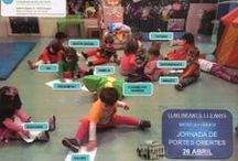 CARMELITES TGN LLAR / Activitats de les classes dels més petits de l'escola.
