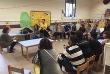 CARMELITES TGN PARES I MARES / Els pares i mares de CARMELITES ens ajuden en el dia a dia de l'escola.