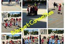 CARMELITES TGN ESPORTS / Informació en imatges de les activitats esportives del centre