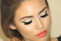 Make-Up / The newest make-up trends and make-up ideas to inspire you everytime you need.