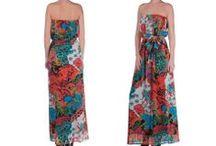 Vestidos - Dresses / https://www.facebook.com/LojaFuzao