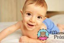 Blog Mamãe Prática / Painel do blog Mamãe Prática com fotos e dicas para gestantes, mães de primeira e muitas viagens. Fotos e dicas sobre maternidade. Acesse: www.mamaepratica.com.br
