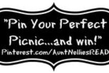 "{{ENDED}} 2014 ""Pin Your Perfect Picnic"" Contest / Thank you for participating! This contest has now ended - winners will be announced soon! / by Aunt Nellie's & READ Salads"