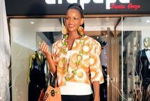 African Style Of Fashion / I love African fashion. So unique