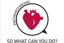 Heart Health Resources / Know your numbers and ask your doctor the right questions about heart disease.