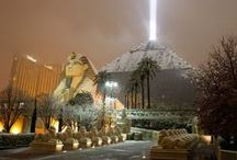 Snow in Las Vegas / Every so often it snows in Las Vegas and the images are beautiful.
