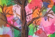 Kuvis - puita