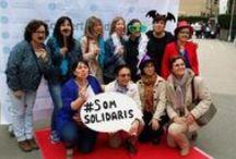 Concert Solidari 2015 / Tauler amb l'activitat del Concert Solidari