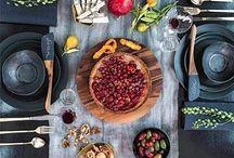 Aggiungi un posto a tavola! / Ogni invito una tavola diversa! Cosa facciamo questo weekend un barbecue all'aperto o una cena romantica! Qualsiasi cosa abbiate in mente spero possiate trovare spunto qui!