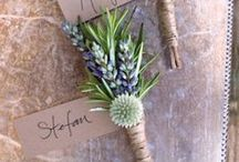 Boutonniere / Boutonniere's for Weddings