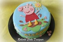 """Festa Peppa Pig / Dicas de festas, doces, bolos, decorações e outros itens relacionados ao universo """"Peppa Pig"""". Dicas selecionadas pelo blog Mamãe Prática (www.mamaepratica.com.br)"""