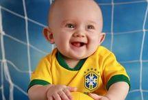 Copa do Mundo / Dicas de decorações de festa infantil, doces e pinturas artísticas, entre outros itens, com o tema Copa do Mundo. Dicas selecionadas pelo blog Mamãe Prática (www.mamaepratica.com.br).