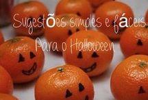 Halloween / Dicas de fantasias, doces e outros itens para festa infantil no tema Hallowenn. Dicas selecionadas pelo blog Mamãe Prática (www.mamaepratica.com.br).