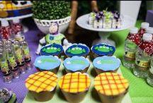 Festa Toy Story / Dicas de decoração para festa infantil no tema Toy Story.