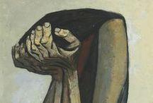 Human: great despair / Desperation in art