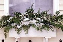 Winter Inspiration / Decorating, Activities, Recipes, and DIY projects for winter, including Christmas