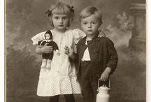 Photography: Vintage black & white
