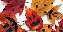 [SEASON] Halloween Party! / Les invitations pour petits et grands sont lancées ! Découvrez des idées et des recettes simples pour votre soirée d'Halloween !