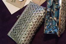 Soda tabs bag. Made by myself / Can tab, soda tab, tölkin nipsu