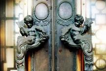 Incredible Door Handle / A collection of best door handle!  enjoy it.