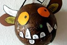 thema: Gruffalo knutselideeën