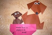 thema: huisdieren knutselideeën