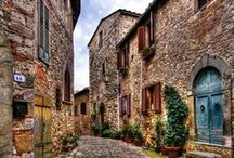 Tuscan Style / by Jude