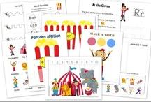 thema: circus allerlei